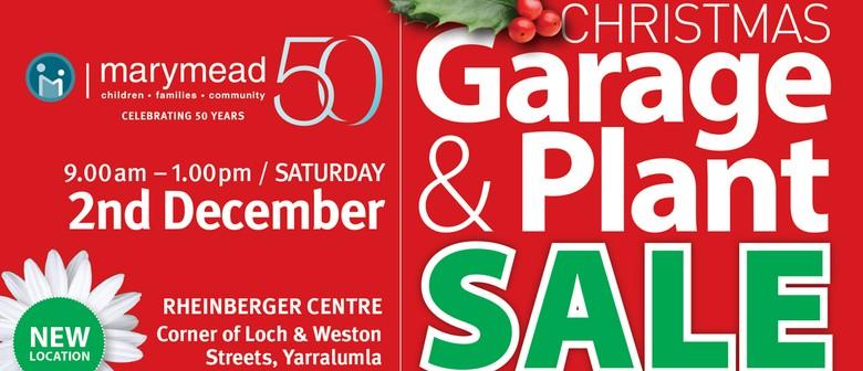 Marymead's Christmas Garage and Plant Sale