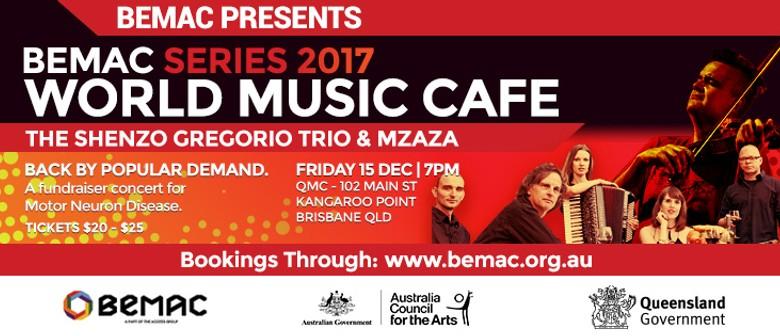 World Music Cafe: Shenzo & Mzaza