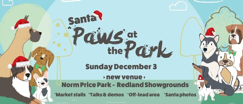 Santa Paws At the Park