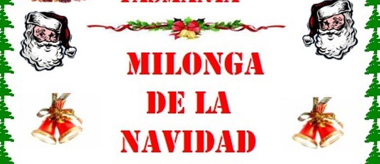 Tango Milonguero Christmas Milonga