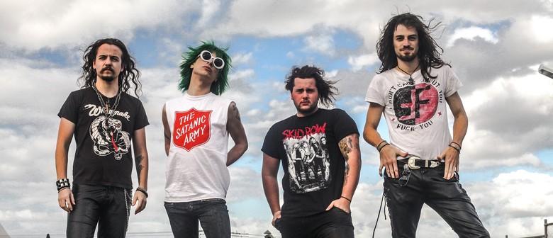 White Devil Detroit's Last Show of The Year