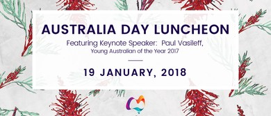 Australia Day Luncheon