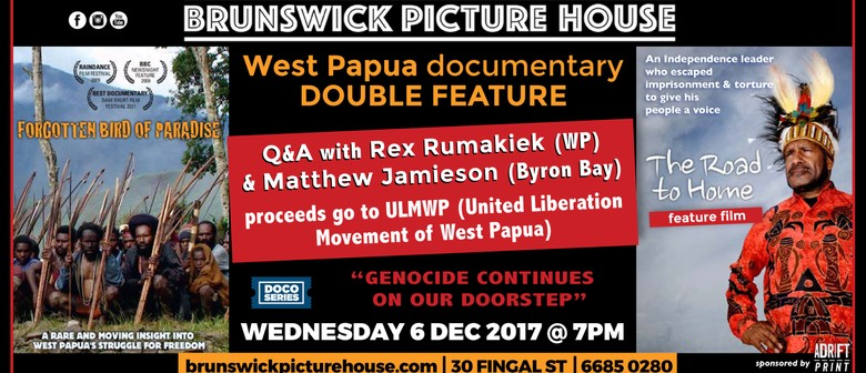 West Papua Documentary Double Feature With Q&A