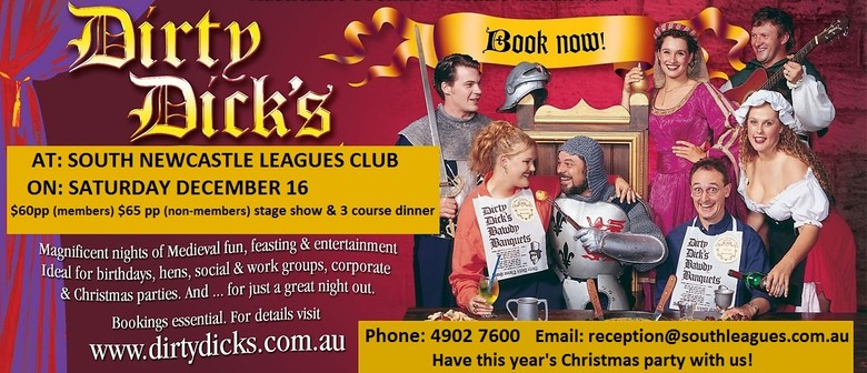 Dirty Dicks Theatre Show