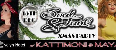 Soul and Funk Xmas Party With Maya and Kattimoni