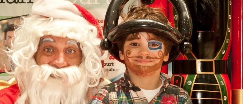 Get a Selfie With Santa