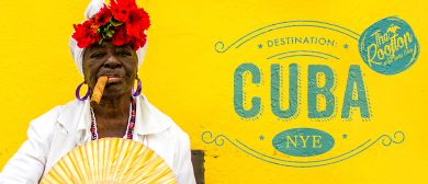 Destination: Cuba NYE