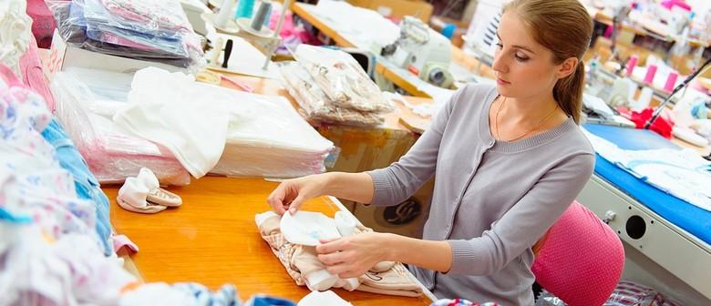 Beginner–Advanced Sewing Classes