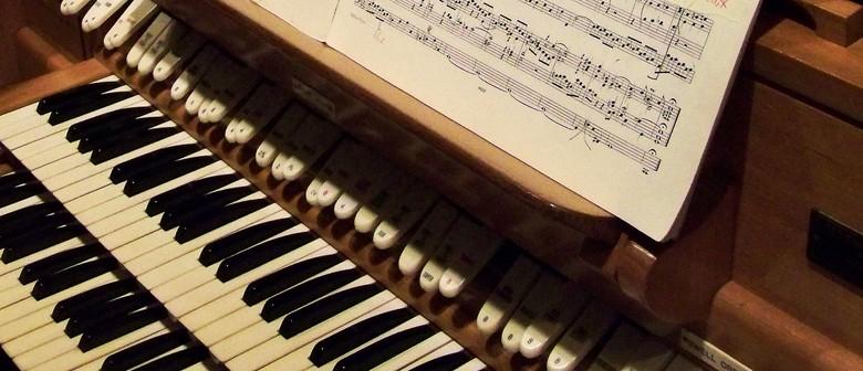 Advent Organ Recital – Mark Slavec