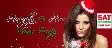 Naughty Or Nice Xmas Party