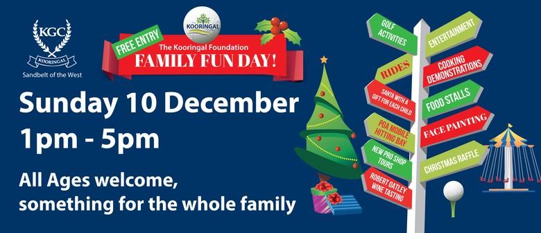 Kooringal Foundation Family Day