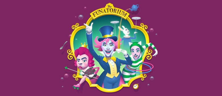 The Funatorium: Mad Hatter's Tea Party