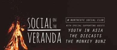 Social On the Veranda With Special Guests