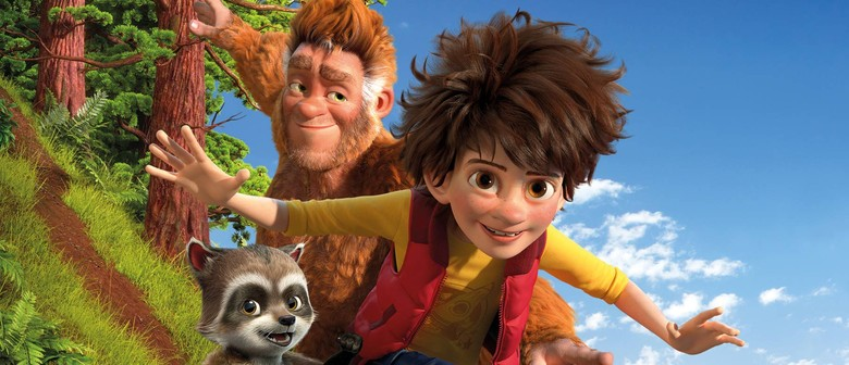 Sensory Movie Day – Son of Bigfoot