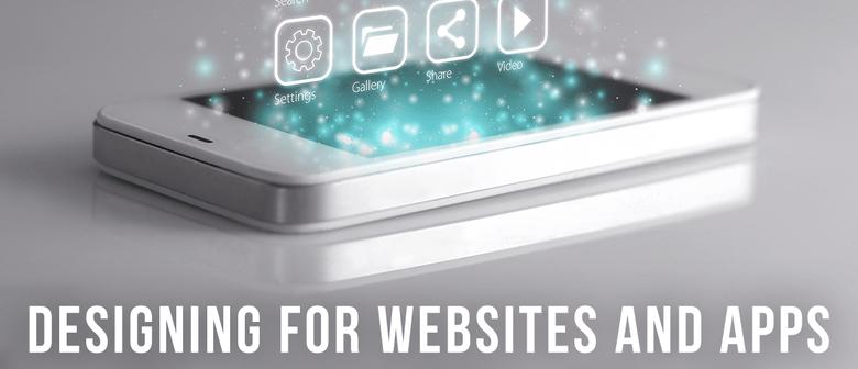 Designing for Websites and Apps Workshop for Teens