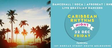 Caribbean Rhythms Night