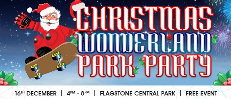 Skate In to A Christmas Wonderland