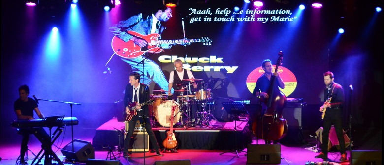 All Hail Chuck Berry