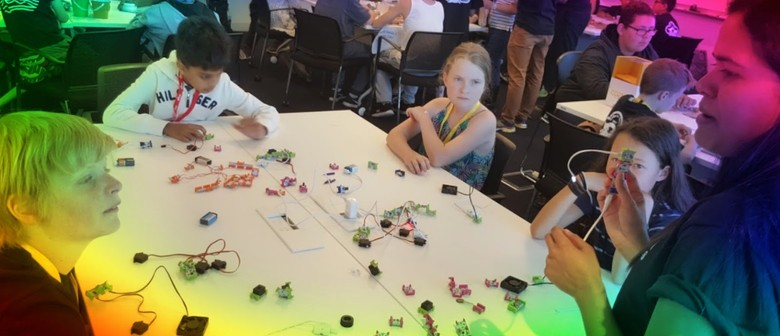 Steam School Holiday Workshops for Ages 6–9
