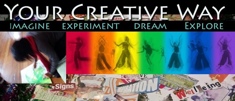 Your Creative Way: POSTPONED