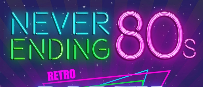 Never Ending 80's – Party Like its 1989