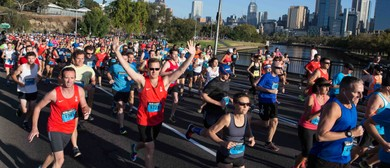 2018 Herald Sun – CityLink Run for the Kids