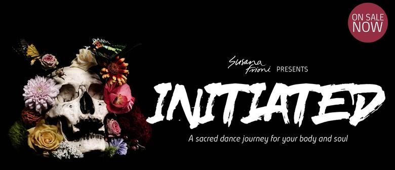 Sacred Dance With Susana