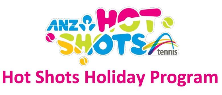 ANZ Tennis Hot Shots Holiday Program