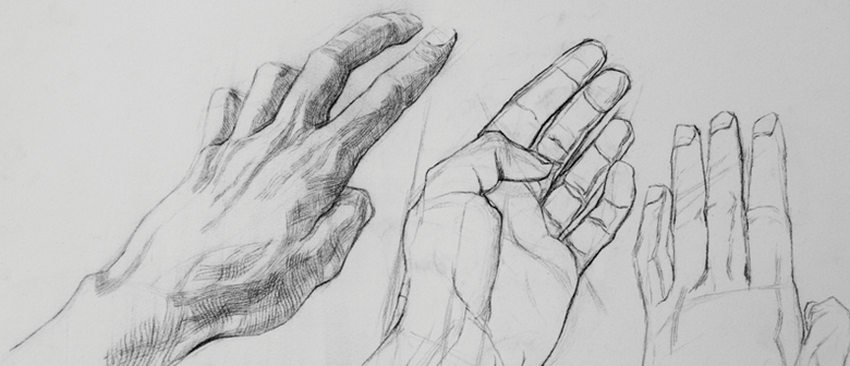 Introduction to Life Drawing Course With David Palliser