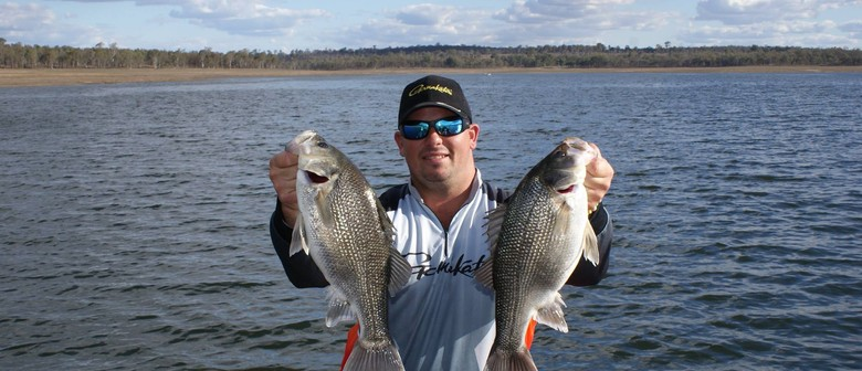 2018 Boondooma Dam Family Yellowbelly Fishing Competition
