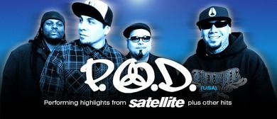 P.O.D. Australian Tour