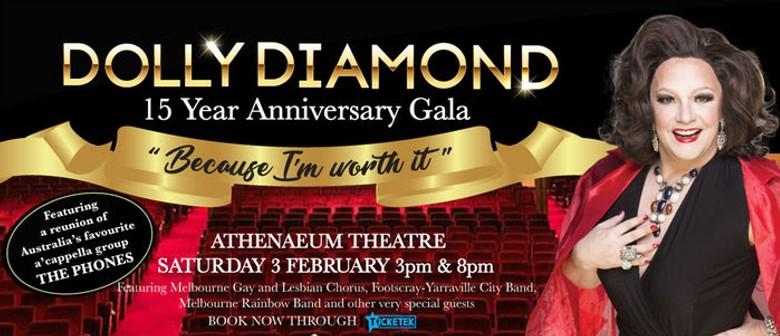 Dolly Diamond – 15 Year Anniversary Gala