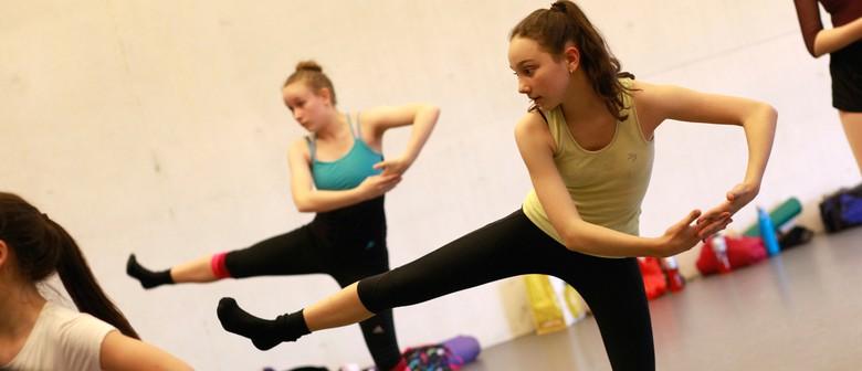Brisbane Contemporary Dance Intensive