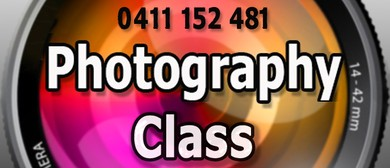 Beginner Photography Lessons