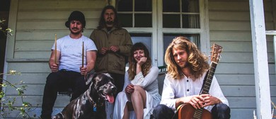 Crooked Weather – Paper Roads Tour