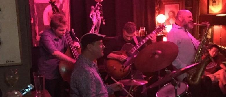 L1 – Andrew Dickeson Quartet Feat. Dan Barnett