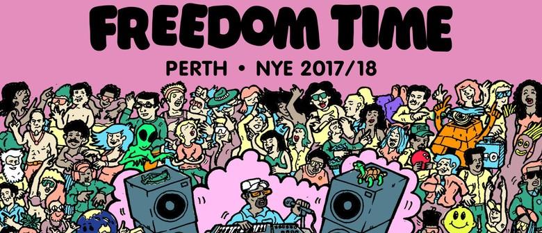 Freedom Time – NYE