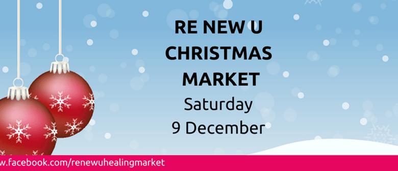 Re New U Christmas Market