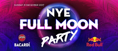 NYE Full Moon Party