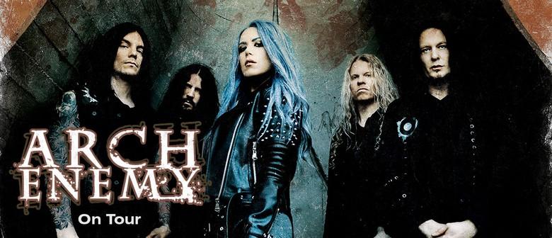 Arch Enemy Australian Tour