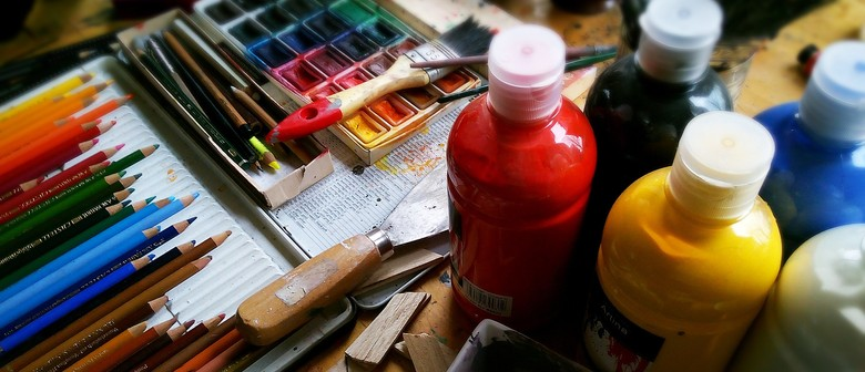 Art Therapy for Wellbeing with Shanna McLeod