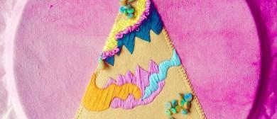 Beginners Embroidery Workshop