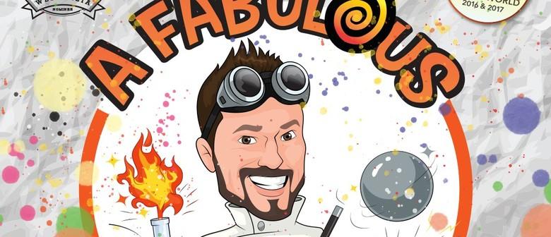 A Fabulous Teleportation Experiment – Fringe World