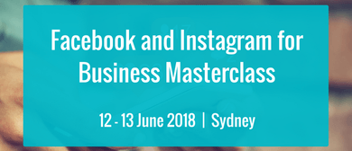Facebook and Instagram for Business Masterclass