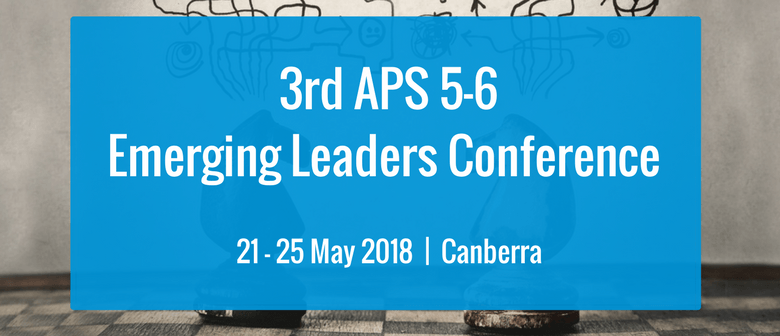 3rd APS 5–6 Emerging Leaders Conference