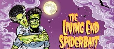 The Living End, Spiderbait, Veruca Salt and The Lemonheads