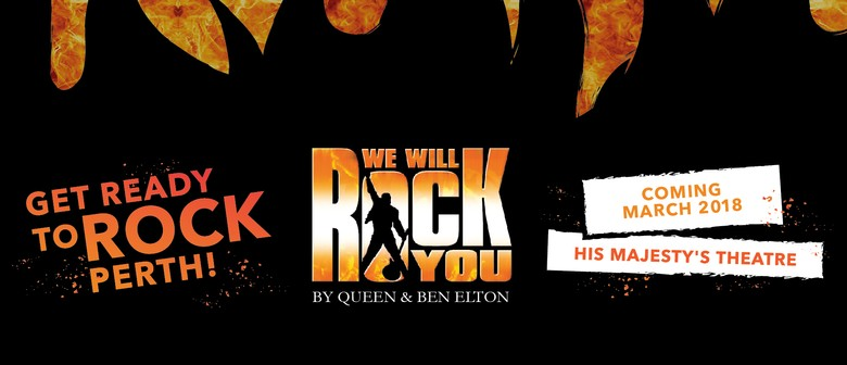 We Will Rock You - Perth - Eventfinda