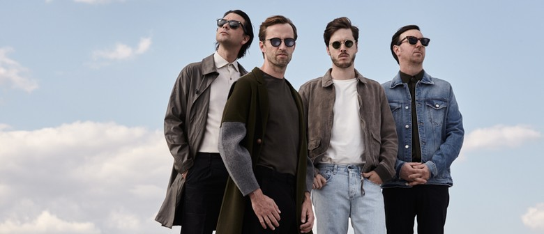 Cut Copy and Special Guests