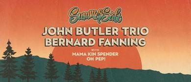 John Butler Trio, Bernard Fannin, Special Guests