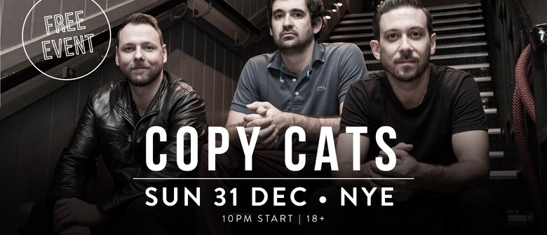 New Year's Eve – The Copy Cats